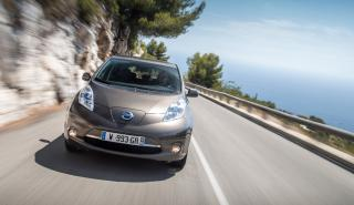eléctricos más autonomía Nissan Leaf