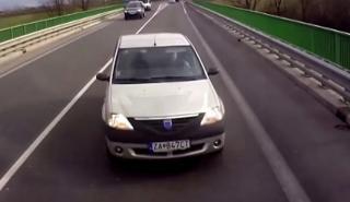 Vídeo: Brutal impacto de frente contra un camión