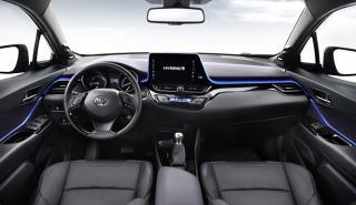 Así es el impresionante sistema de sonido del Toyota C-HR