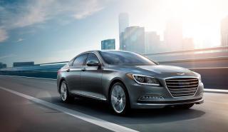 Hyundai Genesis berlina lujo