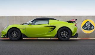 Comienza la producción del SUV de Lotus
