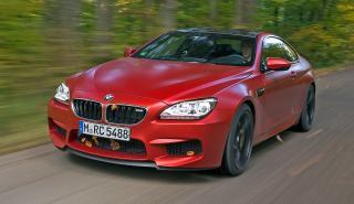 10: BMW M6 Coupé Competition. 0-200 km/h: 11,2 s.
