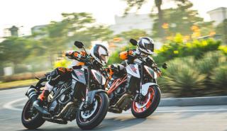 KTM: todas las motos y sus precios actualizados