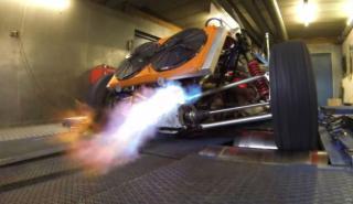 Vídeo: este buggy monta el motor del Audi TT RS