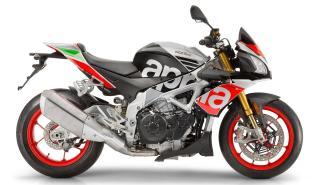 Aprilia 2017: todas las motos y sus precios actualizados