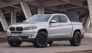 BMW X5 pick-up, así sería la camioneta de BMW