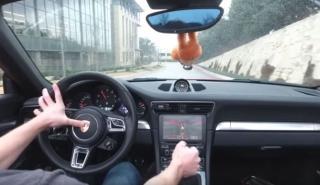Vídeo: cómo jugar al 'Doom' con un Porsche 911