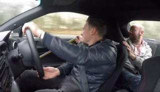 Vídeo: ¿pueden dos personas derrapar con un BRZ a la vez?