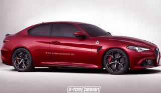 El Alfa Romeo Giulia Coupe podría estar en Ginebra 2017