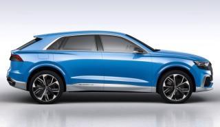 Audi RS Q8 Concept: podría estar en el Salón de Ginebra