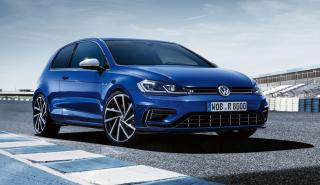 Volkswagen Golf R Performance 2017