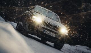 Vídeo: ruta por la Rumanía helada con un BMW X6 M50d xDrive