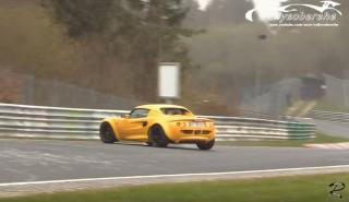 Vídeo: Atentos al giro de 360º de este Lotus Elise