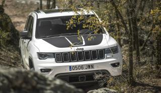 Prueba: Jeep Grand Cherokee 2017