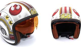 HJC FG-70s X-Wing: siéntete como Luke Skywalker