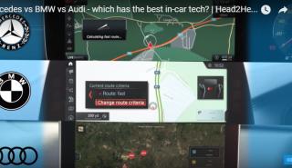 Mercedes Vs BMW Vs Audi: quién gana la batalla tecnológica