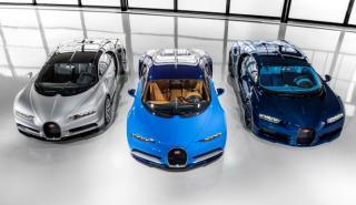 Volkswagen no venderá ni Bentley ni Bugatti