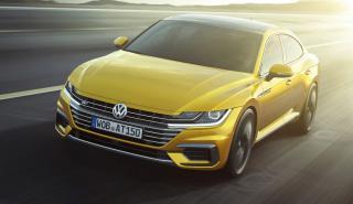 Precios del Volkswagen Arteon 2017: desde 41.790 euros
