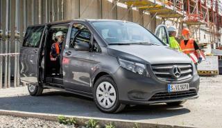 Precios Mercedes-Benz Vito 2017: desde 23.142 euros