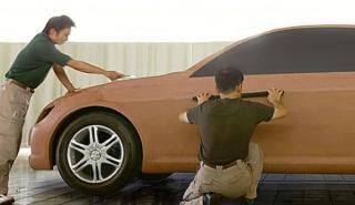 Así es el proceso de creación de un coche (by Toyota)