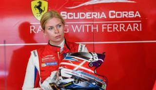 24H Le Mans: Christina Nielsen arremete contra Carmen Jordá