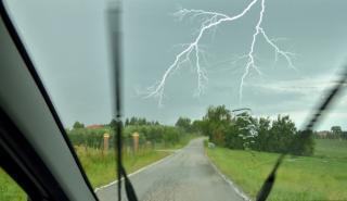Consejos para conducir con tormenta eléctrica