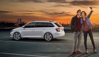 Diseño y personalidad propia en el Škoda Fabia Combi