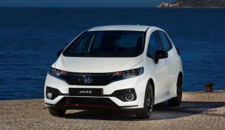 Honda Jazz 2017 (III)