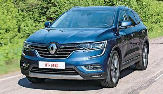 Prueba: Renault Koleos 2017