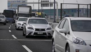 Atascos Toyota
