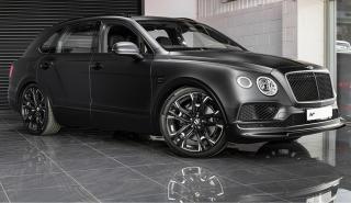 Bentley Bentayga Le Mans Edition by Khan