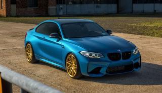 BMW M2 Vossen