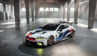 BMW M8 GTE Le Mans