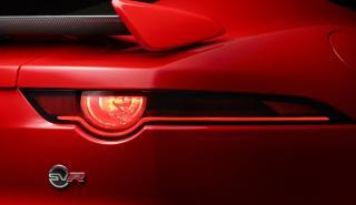 Jaguar F-Type Project 2020