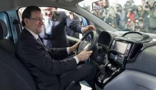 Nuevo coche oficial Mariano Rajoy