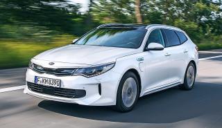 Prueba del Kia Optima Sportswagon Plug-in Hybrid