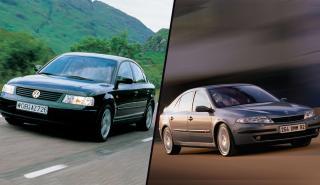 Renault Laguna II vs Volkswagen Passat B5