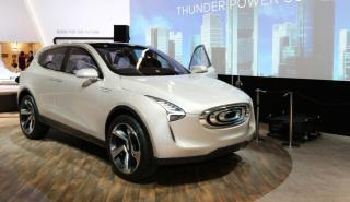 Thunder Power SUV