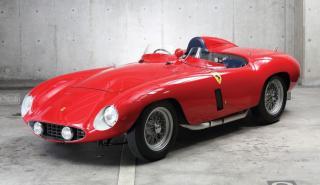 Vendido Ferrari 750 Monza by Scaglietti 1955