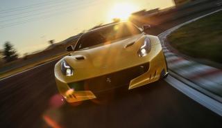 Venta Ferrari F12 tdf Blu Elettrico