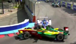 Accidentes Fórmula E