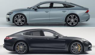 Audi A7 Sportback o Porsche Panamera