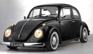 Beetle eléctrico