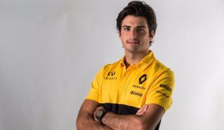 Carlos Sainz, piloto Renault F1