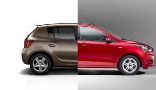 Dacia Sandero y Ford Ka+