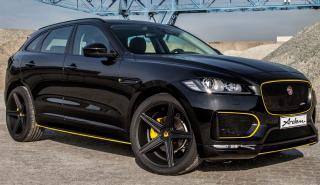 Jaguar F-Pace Arden