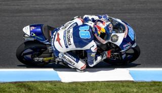 Jorge Martín - Clasificación Moto3 Australia 2017