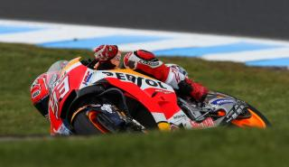 Marc Márquez - Carrera MotoGP Australia 2017