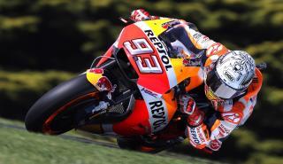 Marc Márquez - Clasificación MotoGP Australia 2016