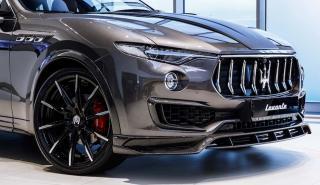Maserati Levante by Larte Design SUV lujo preparaciones